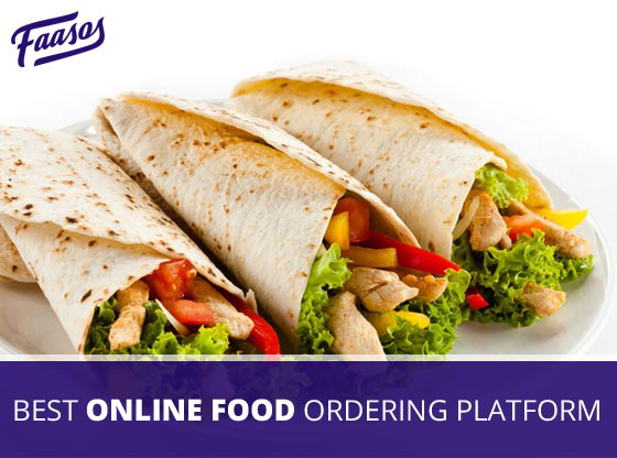 Food ordering with Faasos