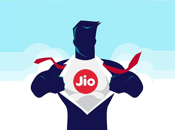 JIO's Entry over the Telecom Industry