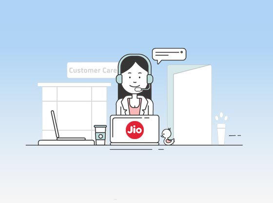 Reliance Jio Customer Care-Complaint,