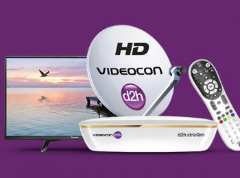 Videocon D2H New Connection Offers