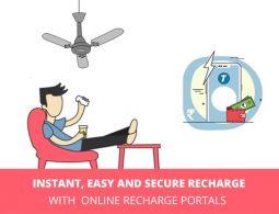 Online recharge portal