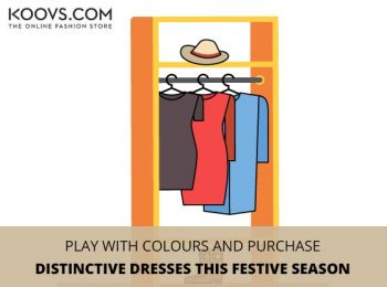 Shop online this diwali with Koovs