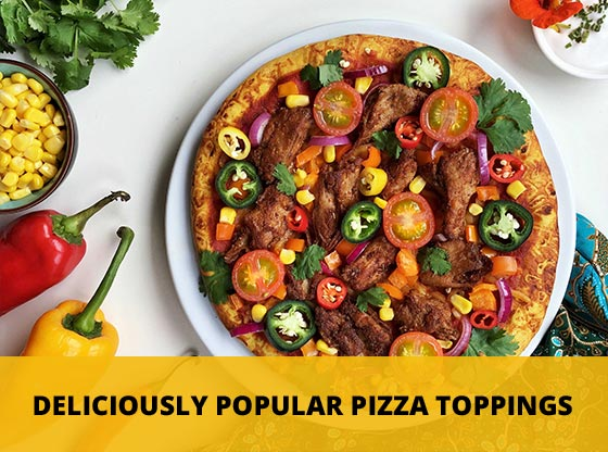 Most Succulent Pizza Toppings