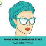 What your Sunglasses have to Say About You?