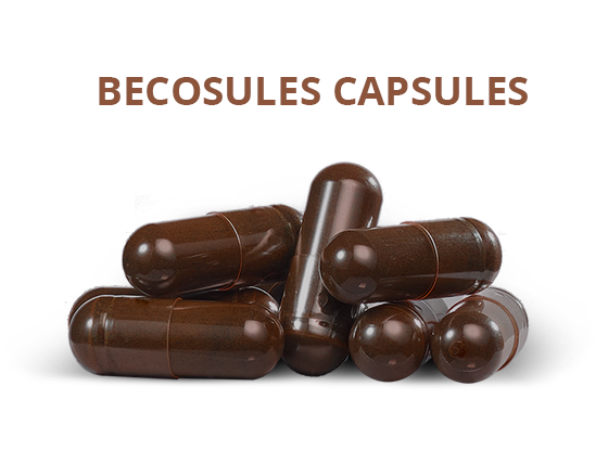 Becosules Capsule Uses