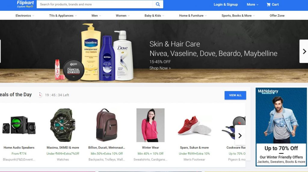 024b171c4108 List of Top 7 Best Online Shopping Websites in India