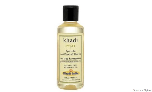 Khadi Anti Dandruff Hair Cleanser