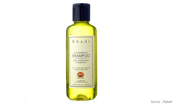 Khadi Mauri Herbals Anti Dandruff Herbal Shampoo