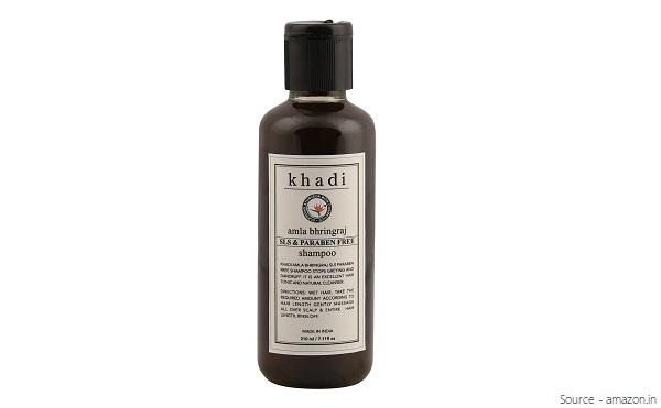 Khadi Premium SLS and Paraben-free Shampoo