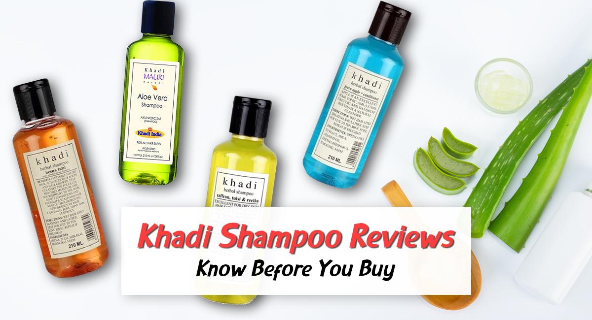 Khadi-Shampoo-Review