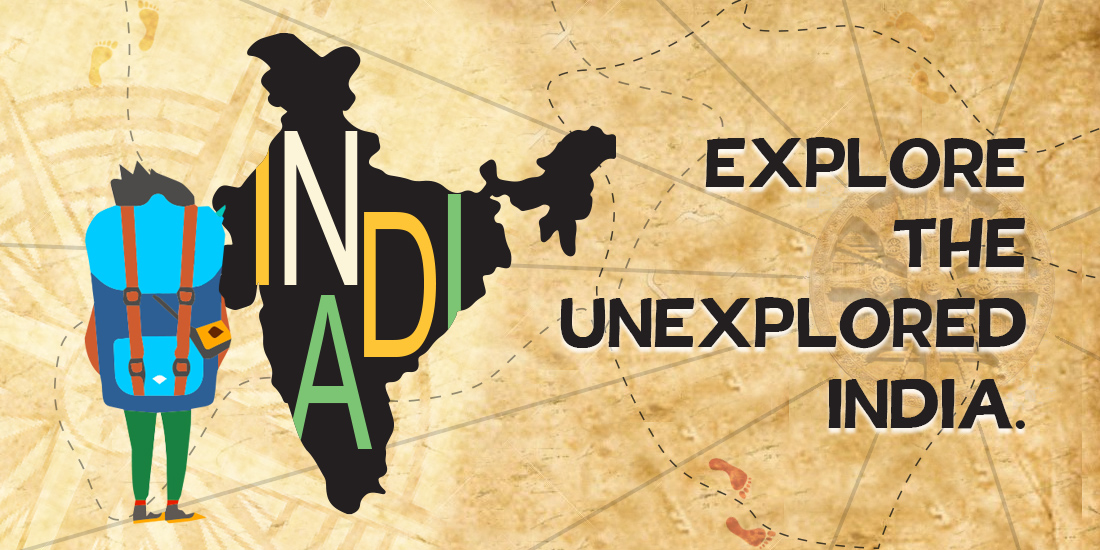 places to explore in India