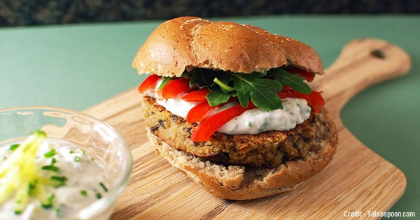 Signature Quinoa Burger