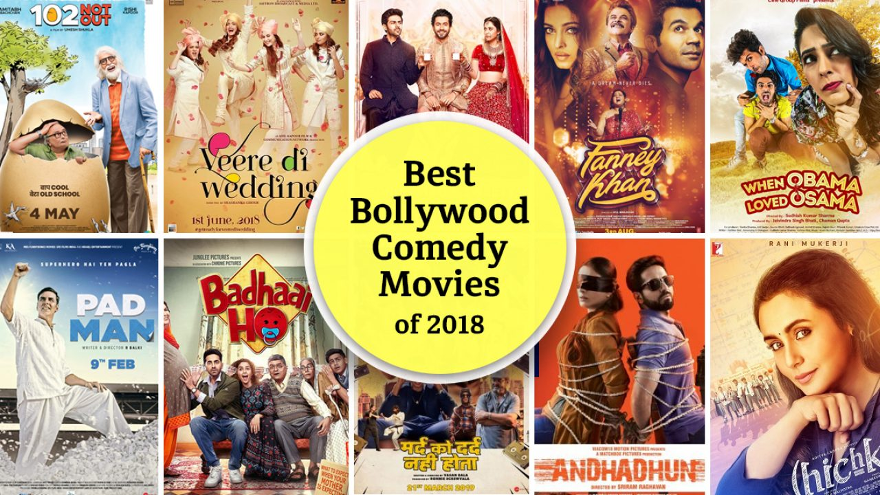 25 Best Bollywood Comedy Movies Of 2018 Talkcharge