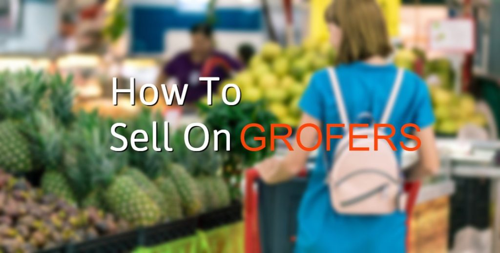 how to sell on grofers