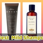Noticeable Mild Shampoos Brands in India you Can't Ignore