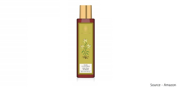 Forest Essentials Amla, Honey & Mulethi Hair Cleanser