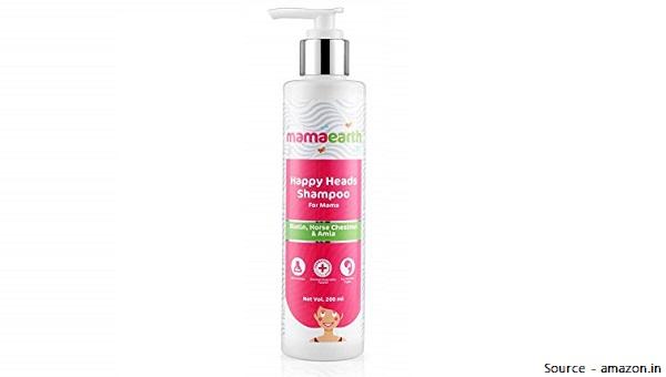 Mamaearth Happy Heads Hair Mild Shampoo