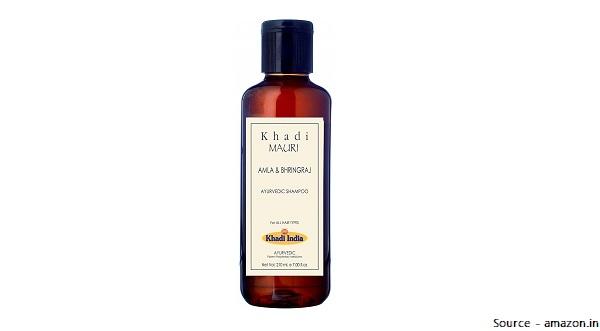 Mild Shampoo from Khadi