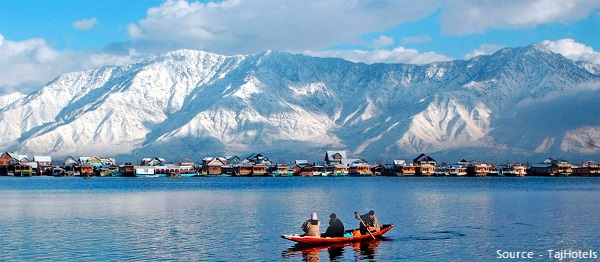 Srinagar - honeymoon destination for nature lovers