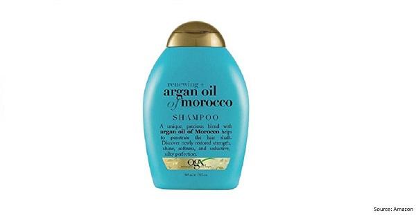 Organix Moroccan Argan Oil Shampoo
