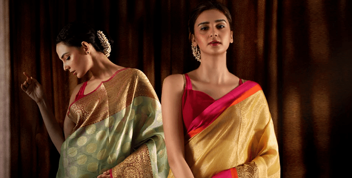 8 Best Online Saree Shopping Sites in India To Try Ethnic Look