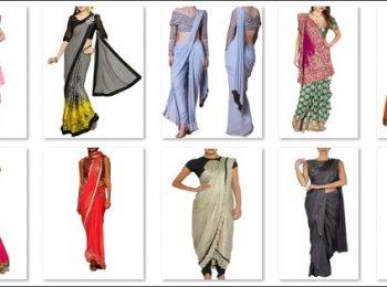 Style a Saree
