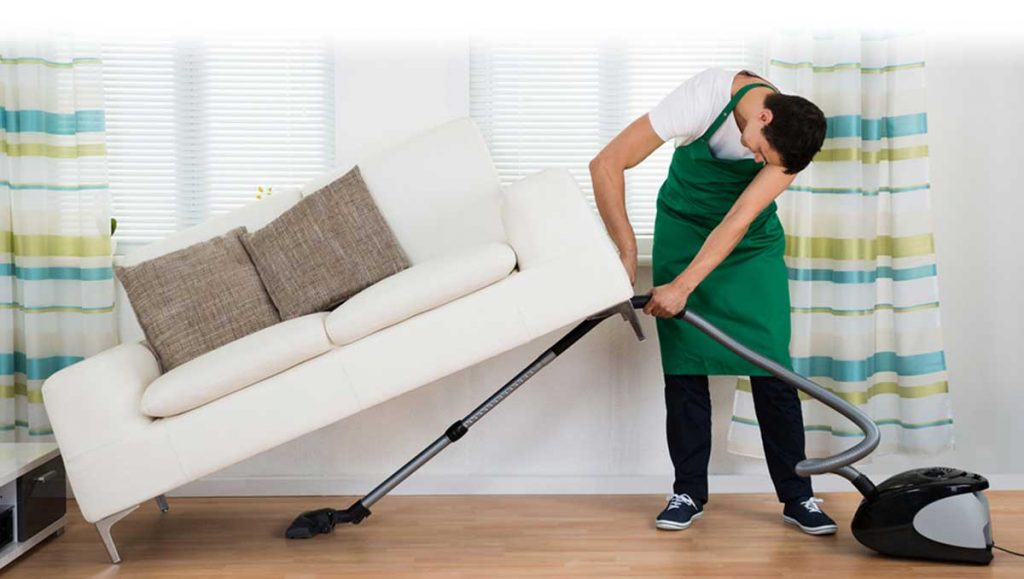 Cleaning Home for Festive Season