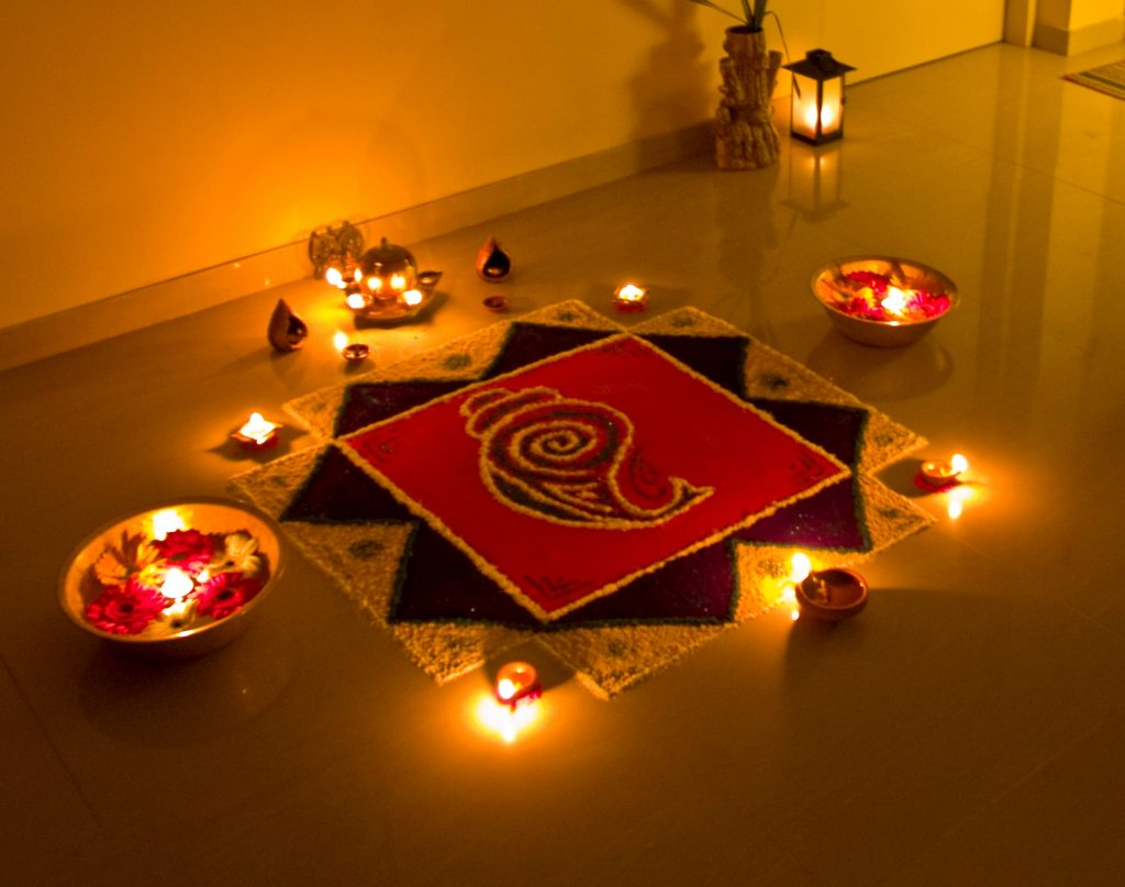Follow some Rituals this festive season