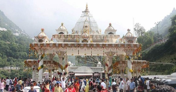Vaishno Devi Mandir - One of the Ancient Temples in Jammu & Kashmir
