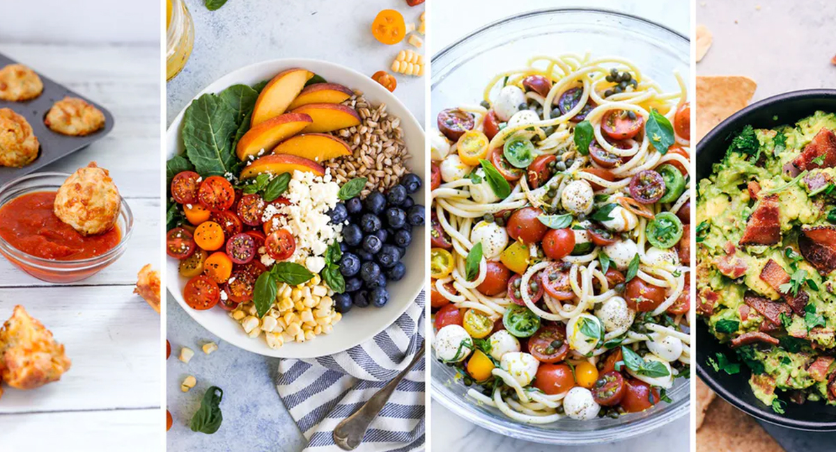 Easy Meal Lunch Recipes