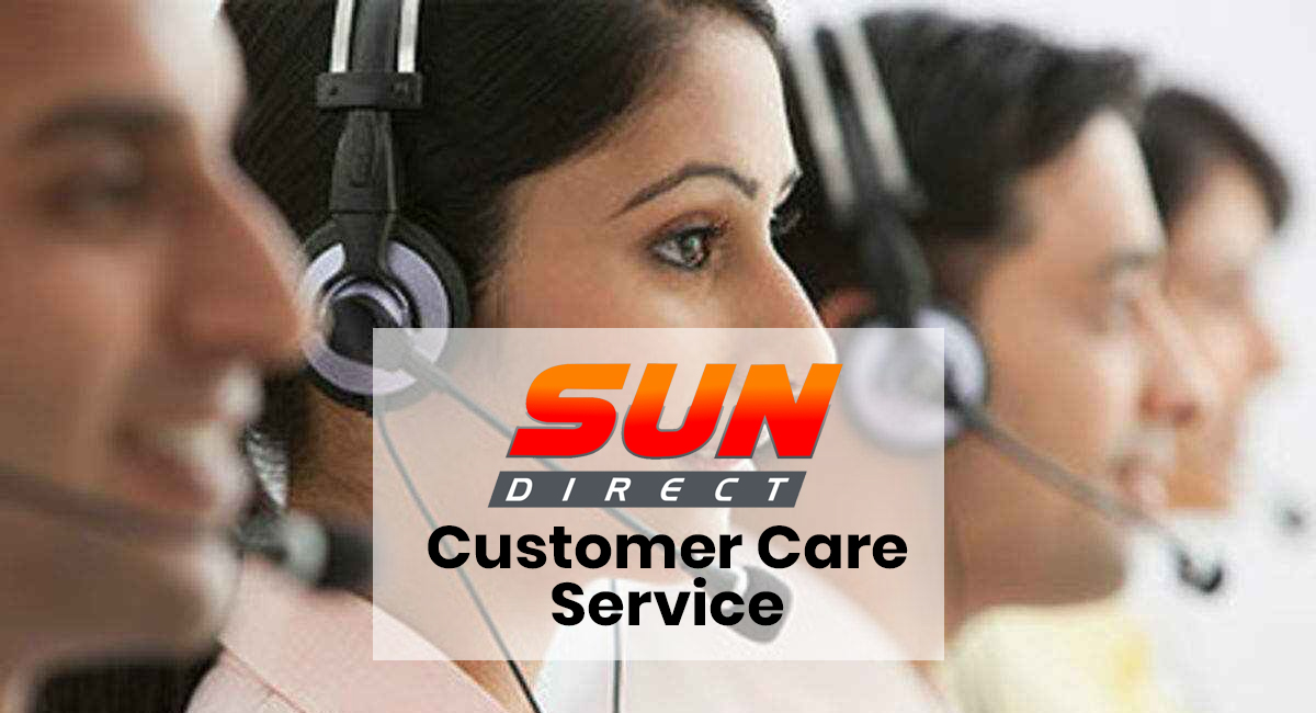 Sun Customer Care Helpline Numbers