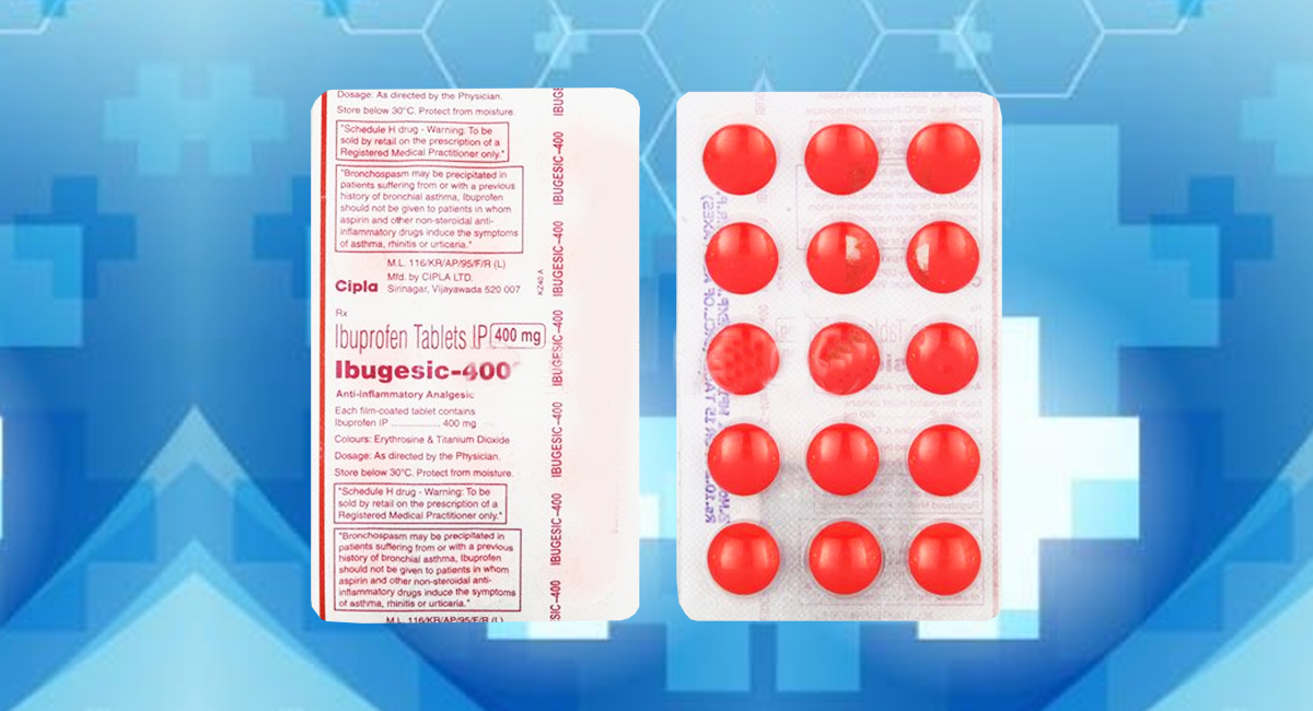 Ibugesic Plus Tablet