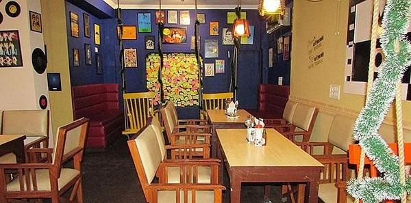 Mood Swingers Café Delhi