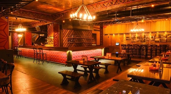 Warehouse Cafe Gurgaon