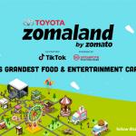 Zomaland 2.0 – Zomato Food Carnival 2019-2020