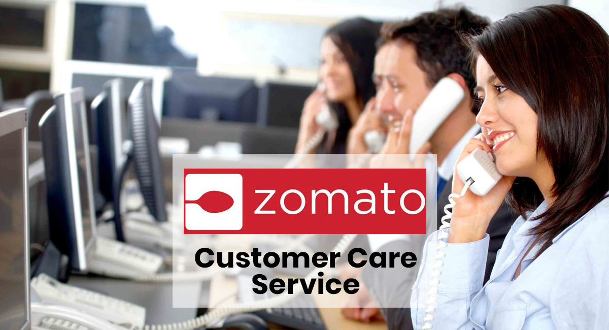 Zomato customer care number