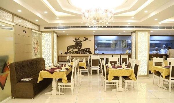 The Kitchen Restaurant at Hotel Golden Tree