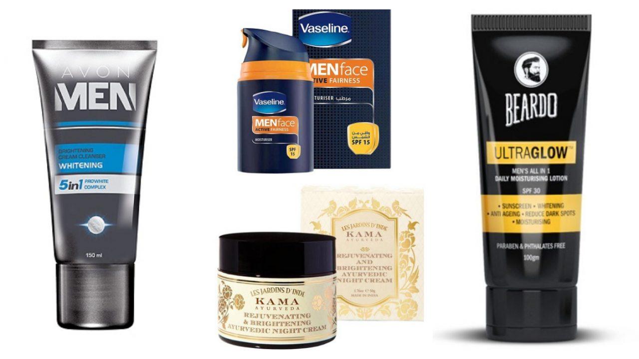 Top 10 Best Fairness Creams for Men in India (1021)