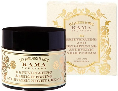 kama-rejuvenating-and-brightening-ayurvedic-night-cream