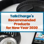 TalkCharge's Recommended Best Products to Buy This New Year 2021