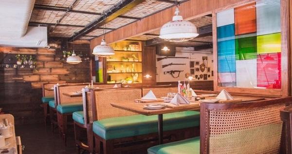 38 Barracks – Military Theme Restaurant in Delhi