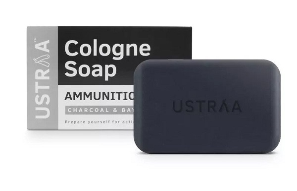 Ammunition Cologne Soap from Ustraa