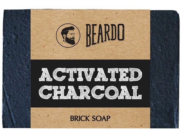 Beardo Activated Charcoal Soap for Men