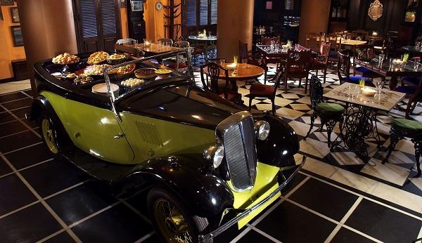 Chor Bizarre – Thief Market Theme Restaurant in Delhi