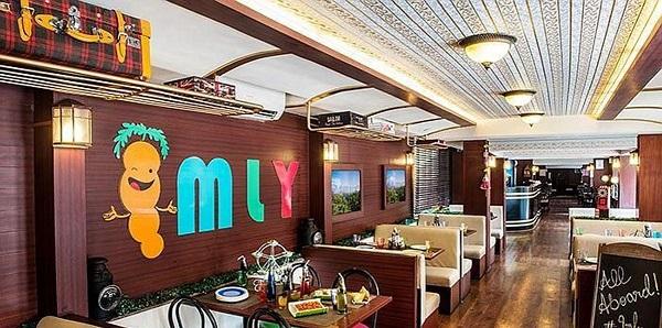 Emily – Train Themed Restaurant in Delhi