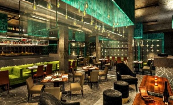 Farzi Café – Art and Fusion Theme Restaurant in Delhi