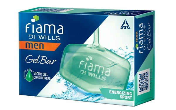Fiama Di Wills Men Energizing Sport Gel Bar