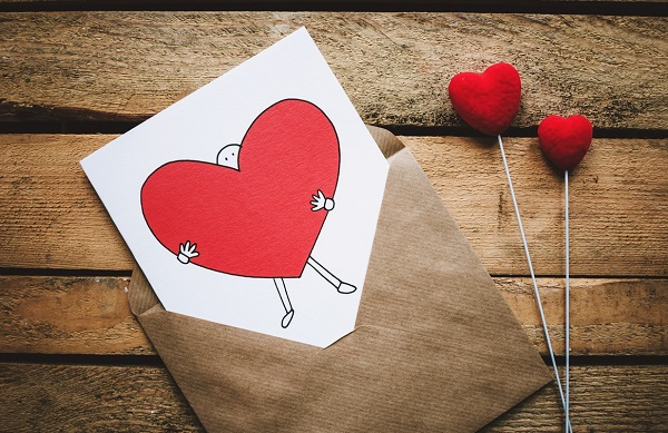 Hand Made Love Letter