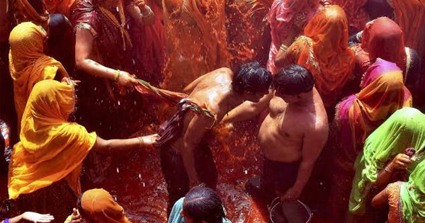 Huranga Holi Celebration
