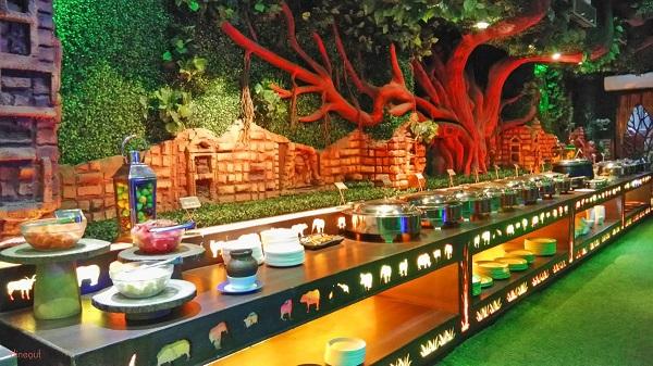 Jungle Jamboree – Jungle Theme Restaurant in Delhi